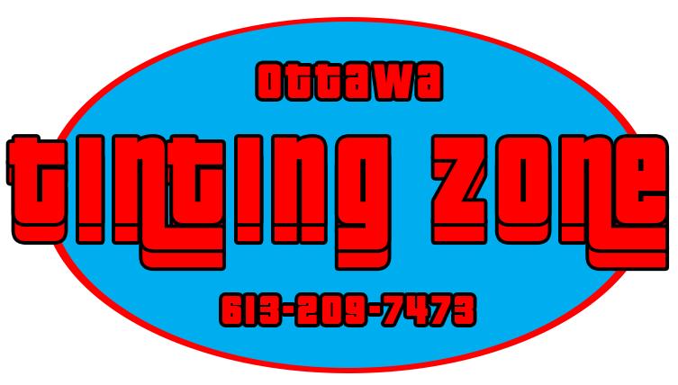 Logo Ottawa Tinting Zone